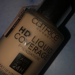 catrice Makeup - Catrice HD Liquid Courage